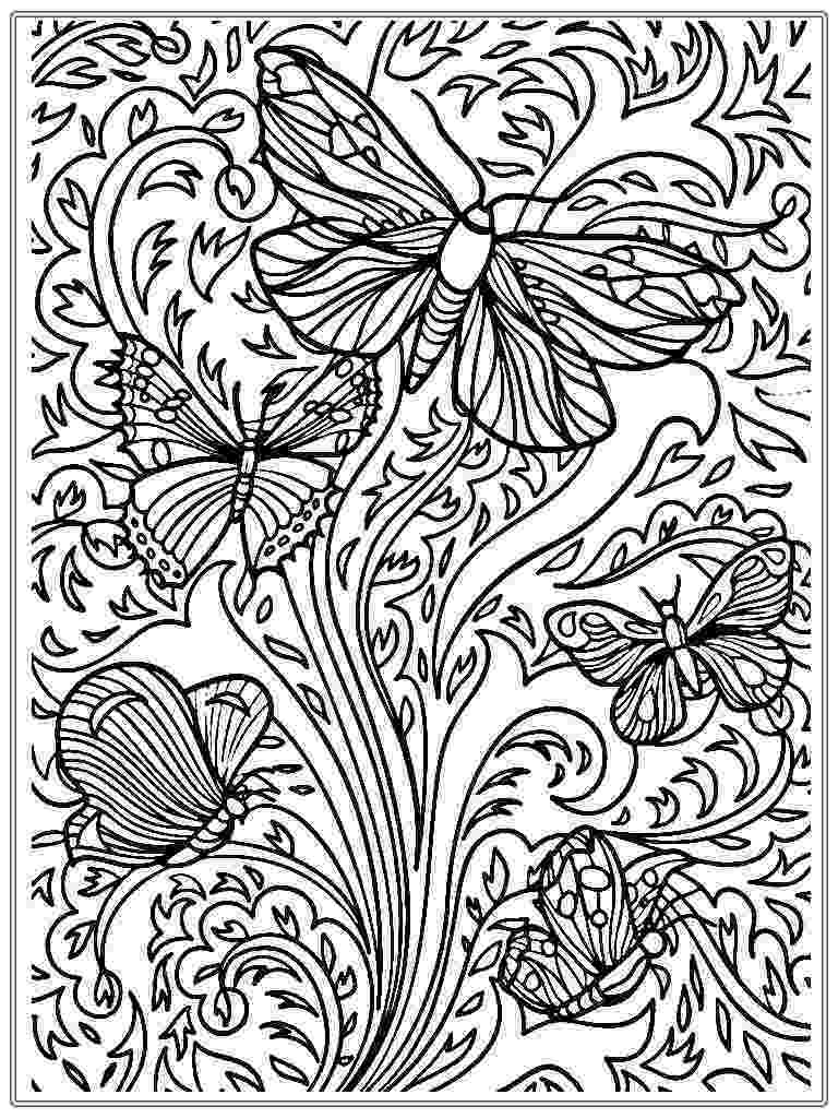free detailed coloring pages mandala adult coloring page from zen out vol 1 pages free coloring detailed