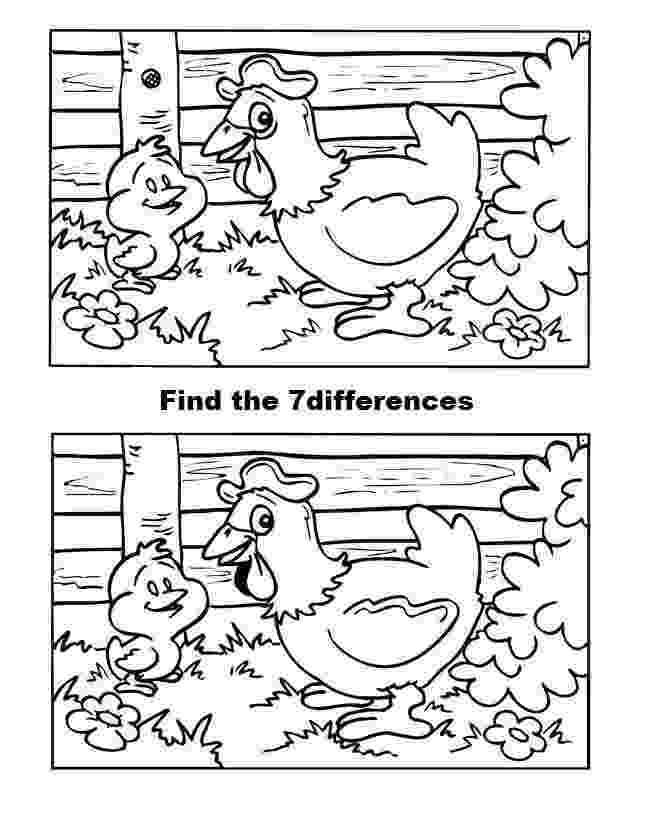 free find the difference games printables find the differences between the two pictures in this games the printables find difference free