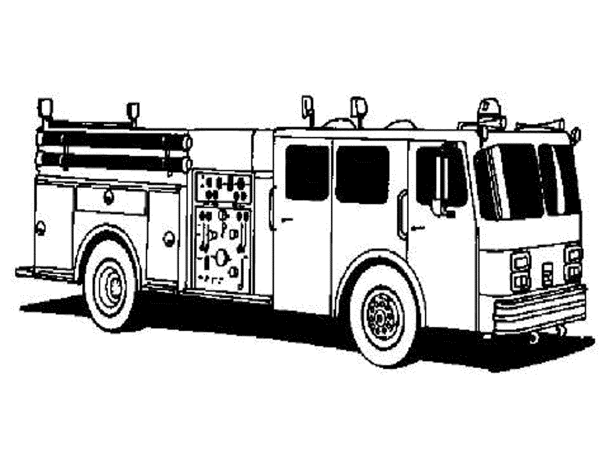 free fire truck coloring pages to print free printable fire truck coloring pages for kids coloring to print free truck pages fire
