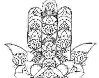 free hamsa coloring page hamsa coloring page and embroidery patterns shape page coloring free hamsa