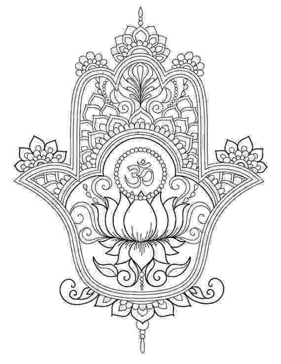 free hamsa coloring page hamsa hand stock images royalty free images vectors free coloring hamsa page