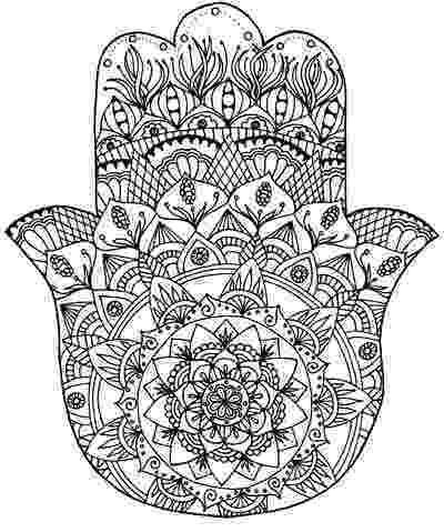 free hamsa coloring page sarah ganaway hamsa coloring page art coloring pages free coloring hamsa page