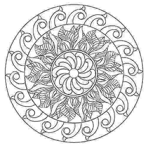 free mandalas to print free printable mandala coloring pages for adults best free mandalas print to