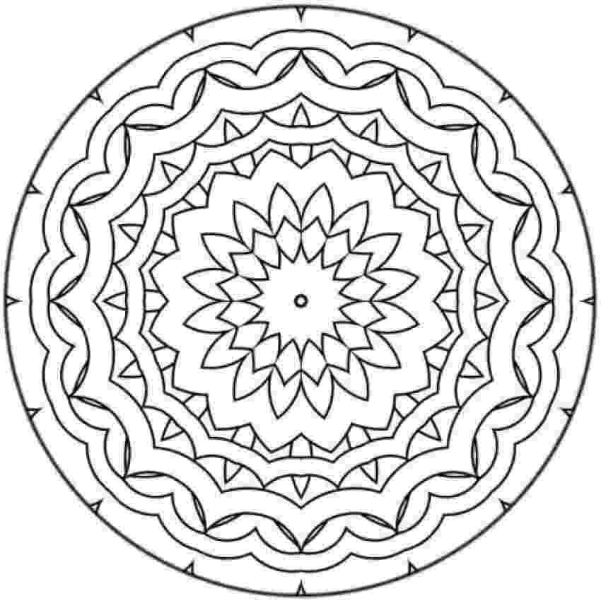 free mandalas to print mandala 17 coloring pages hellokidscom mandalas free print to
