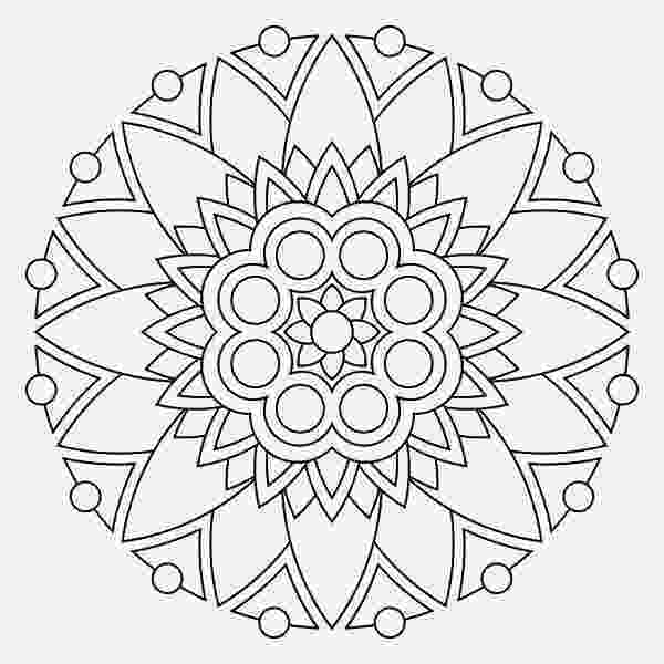 free mandalas to print printable coloring pages to mandalas free print