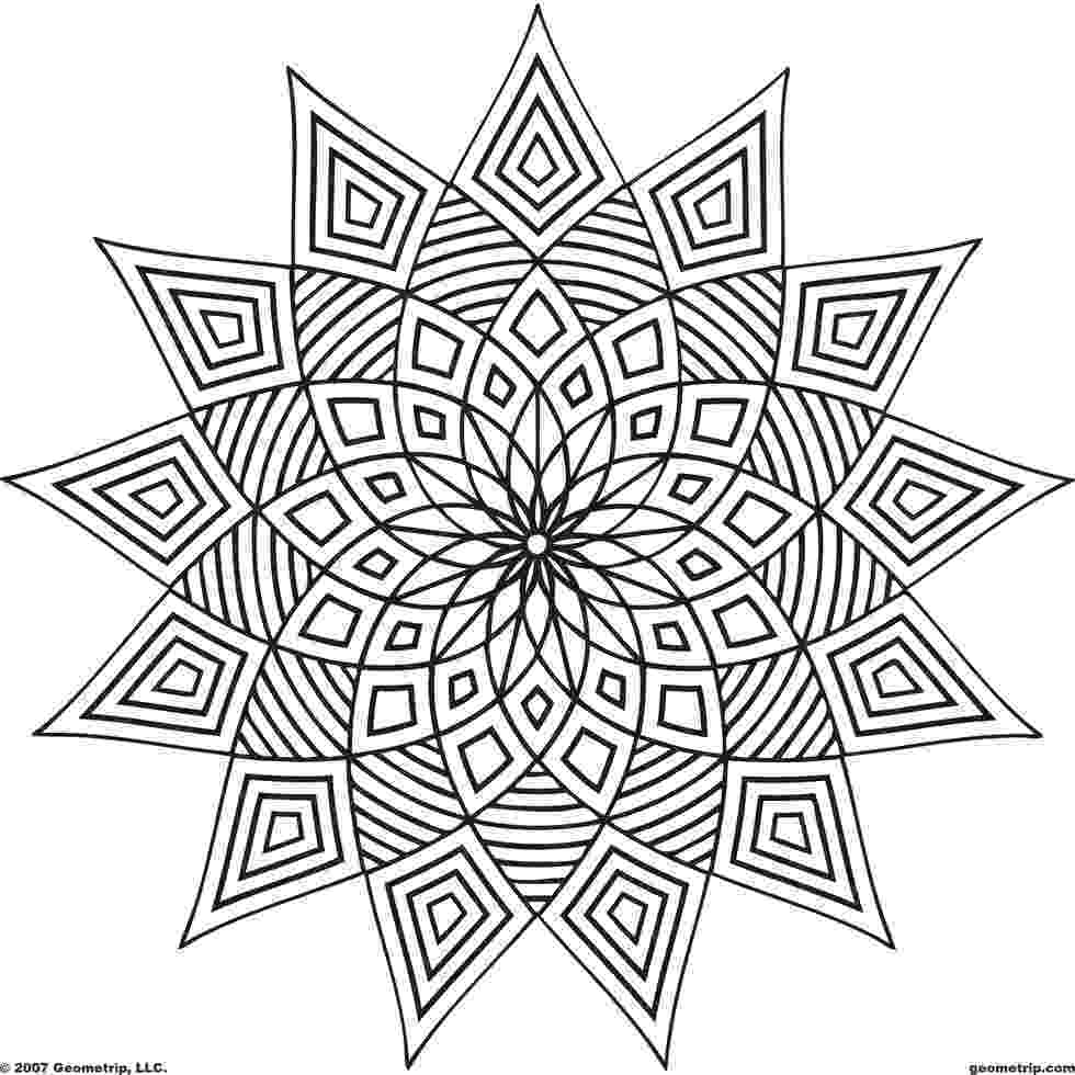 free mandalas to print these printable mandala and abstract coloring pages free to mandalas print