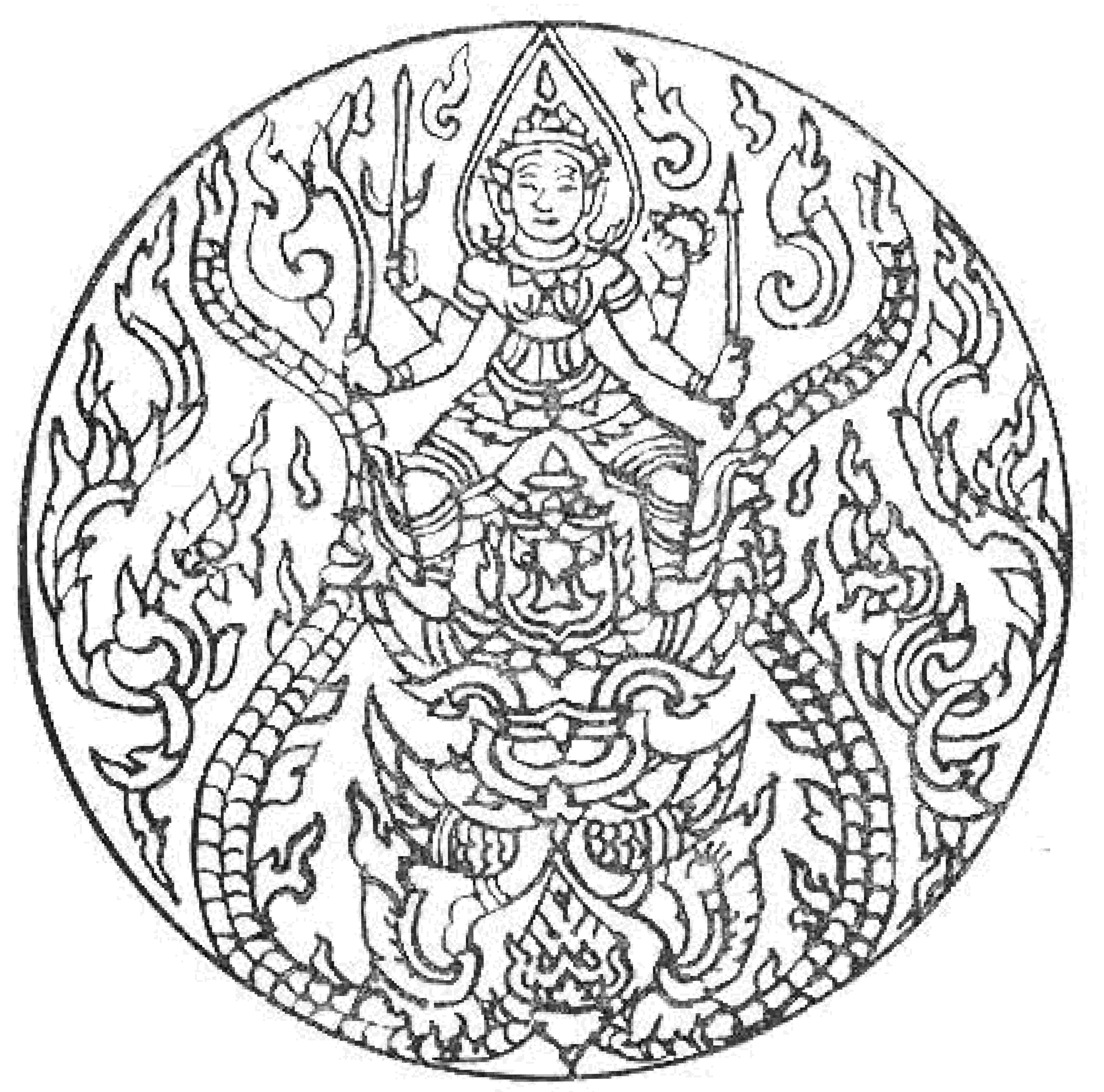 free mandela coloring pages tons of printable mandala designs free for download print coloring free pages mandela