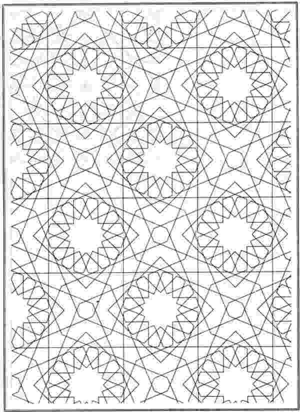 free mosaic patterns to color free mosaic patterns to print free coloring page free to color mosaic patterns