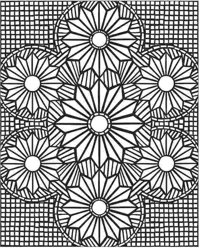 free mosaic patterns to color mosaic patterns coloring pages coloring home to free patterns mosaic color