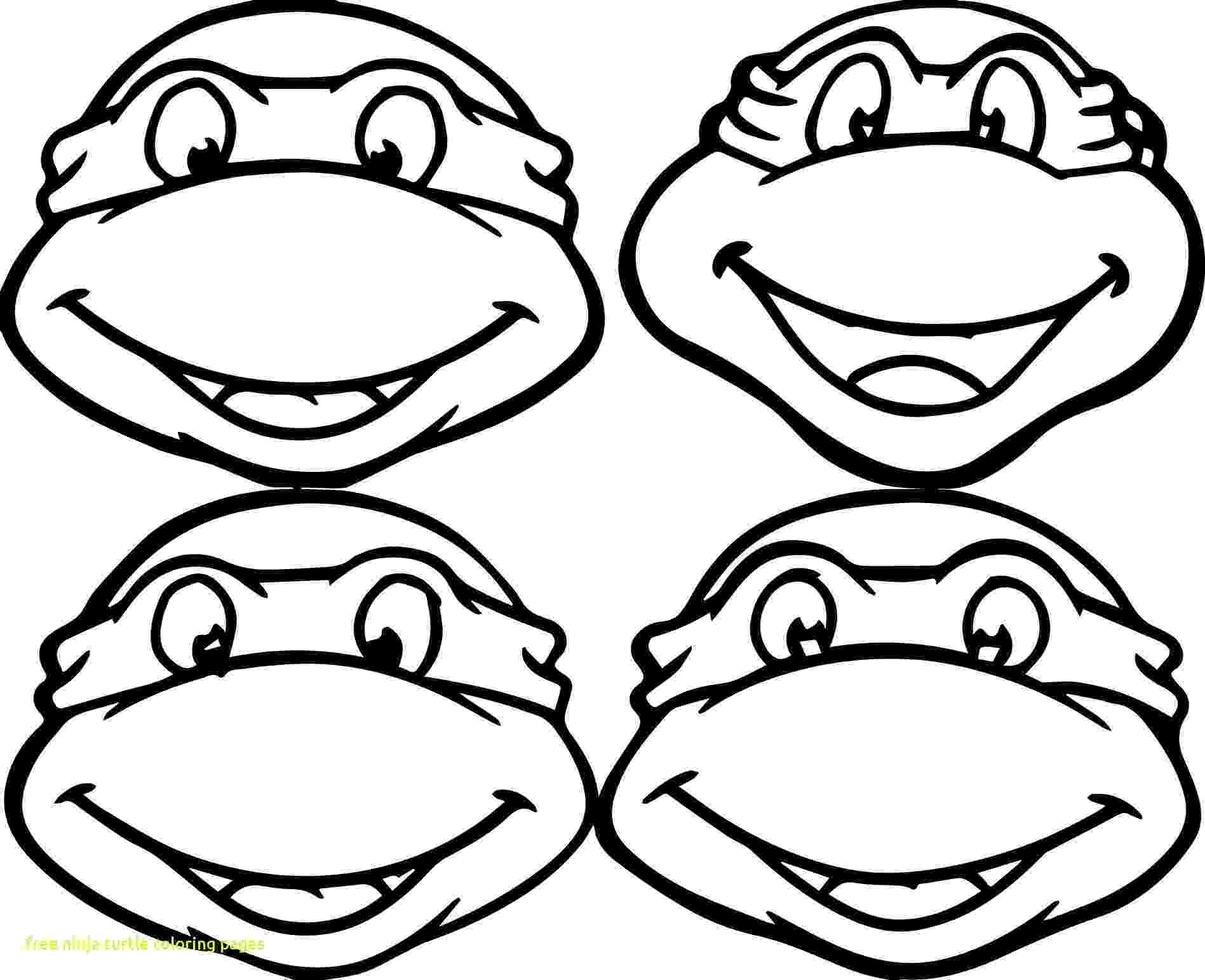 free ninja turtles coloring pages tmnt face coloring pages download coloring for kids 2019 coloring free pages turtles ninja