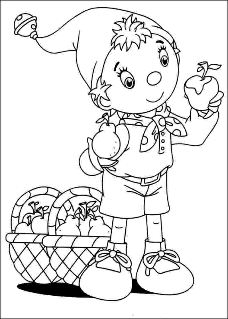 free noddy colouring pages coloring book noddy noddy pages free colouring