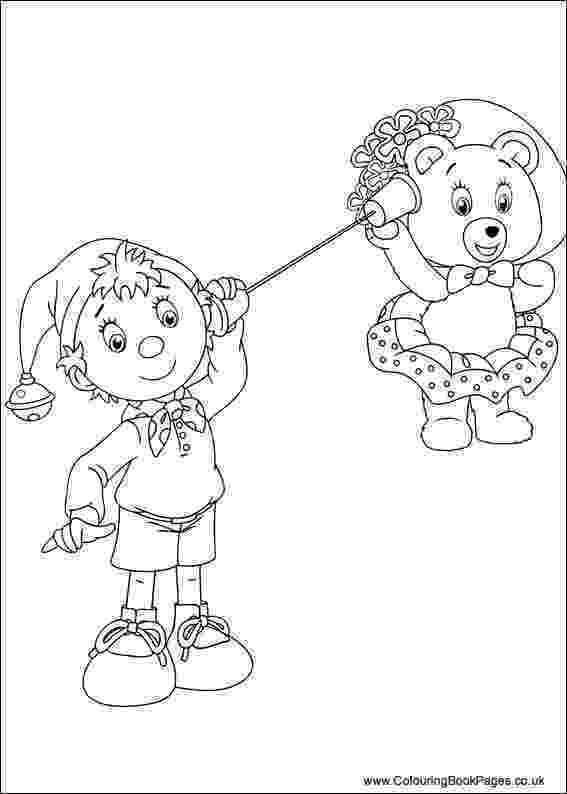 free noddy colouring pages mr plod printable coloring page for kids noddy colouring free pages