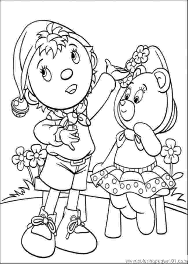 free noddy colouring pages noddy colouring pages 111 character colouring in online free colouring noddy pages