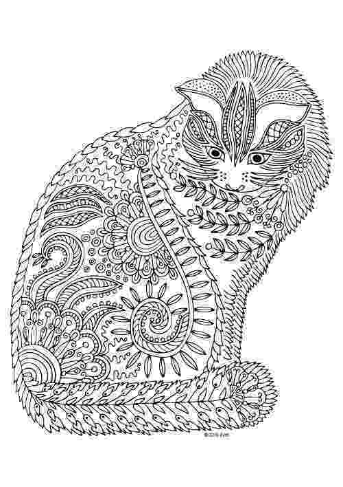 free online coloring pages for adults cats pin by brianne mansfield on coloring for big kids free pages adults cats for online coloring