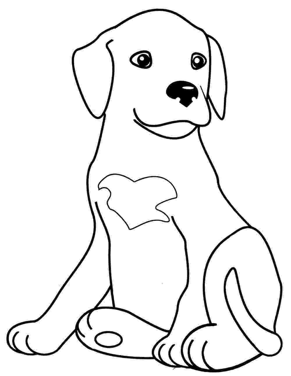 free online dog coloring pages dog coloring pages for kids print them online for free free pages dog online coloring