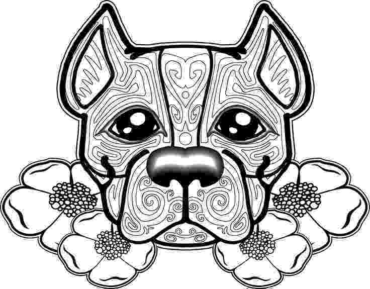 free online dog coloring pages free dog coloring pages for adults free printable coloring dog online free pages