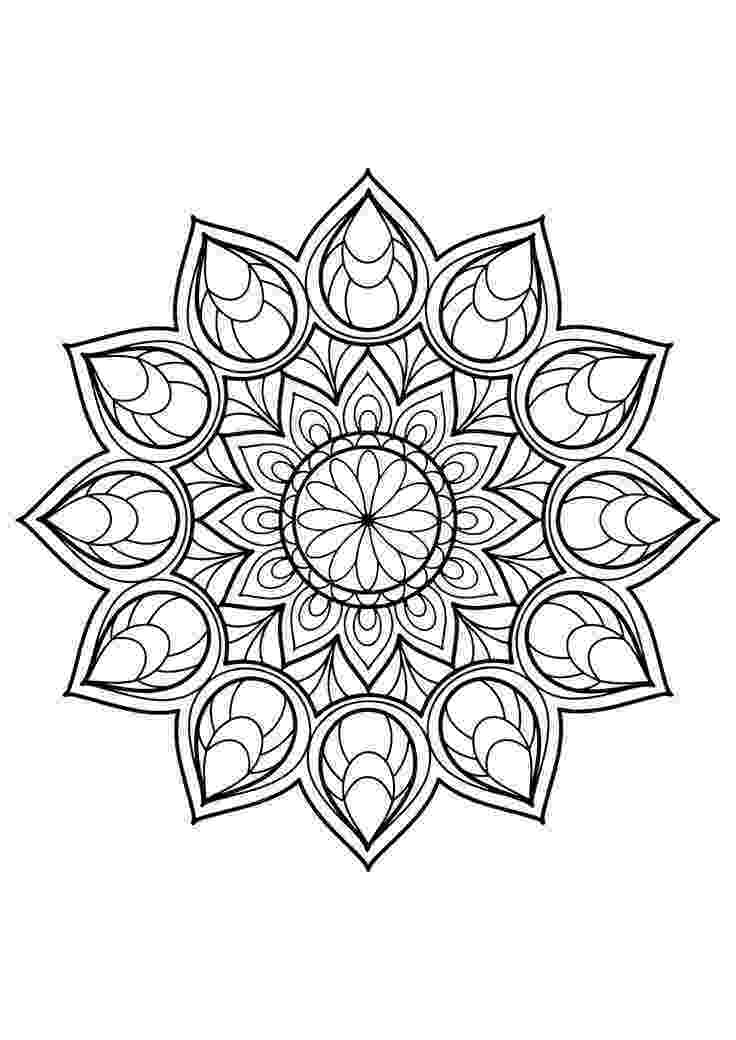 free online mandala coloring pages for adults free mandala coloring pages for adults coloring home pages adults for free coloring mandala online