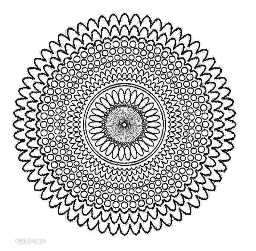 free online mandala coloring pages for adults magnificent mandala from free coloring book for adults online coloring mandala free adults for pages