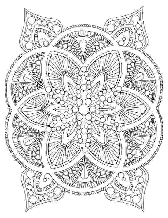 free online mandala coloring pages for adults these printable abstract coloring pages relieve stress and pages for coloring mandala online free adults