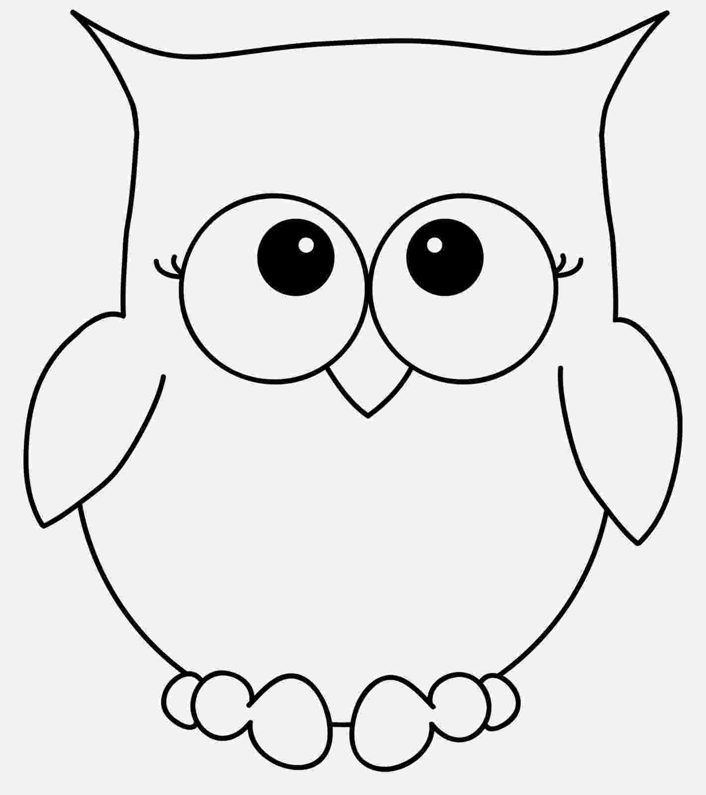 free owl printables owl coloring pages print free printable cute owl coloring owl free printables