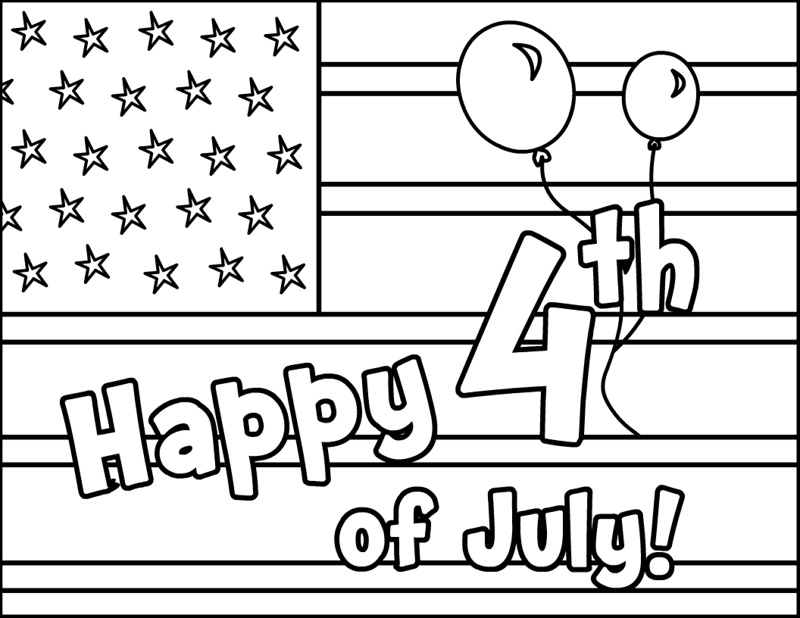 free printable coloring pages 4th of july 4th of july coloring pages best coloring pages for kids printable pages free coloring of 4th july