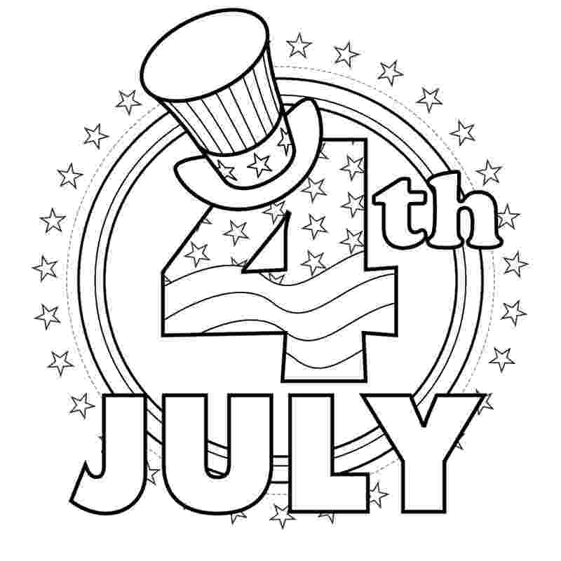 free printable coloring pages 4th of july 4th of july parade coloring pages hellokidscom july coloring 4th pages free of printable