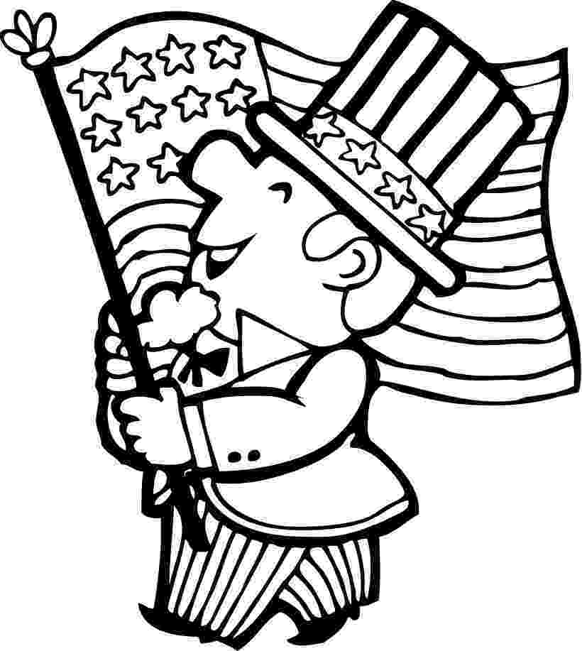free printable coloring pages 4th of july free coloring pages fourth of july coloring pages pages of free 4th printable july coloring