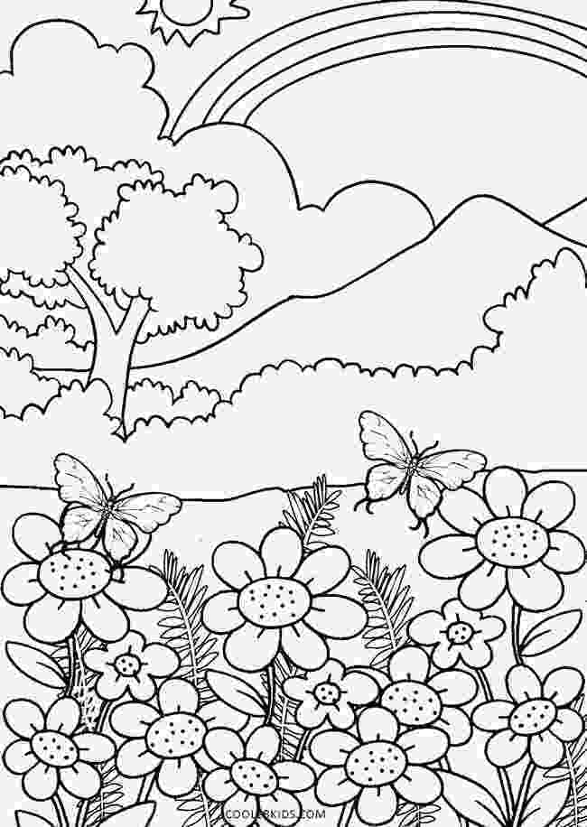 free printable coloring pages for adults nature link coloring adult coloring books stress relief flower pages coloring nature free adults printable for