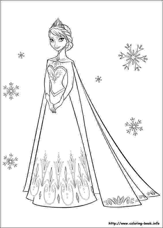 free printable coloring pages of elsa from frozen queen elsa from frozen coloring pages coloring sky free frozen coloring pages from printable elsa of