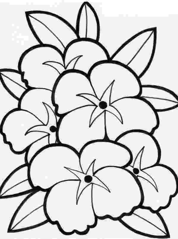 free printable coloring pages of flowers beautiful picture of flower coloring page color luna coloring pages printable of flowers free
