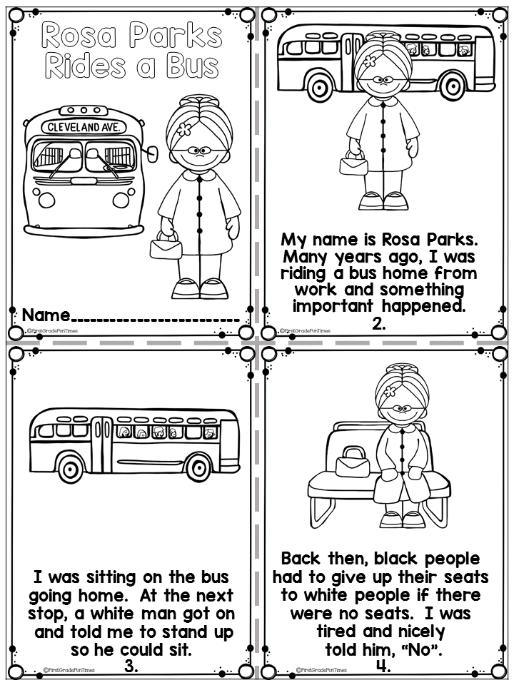 free printable coloring pages of rosa parks rosa parks coloring page printable sketch template rosa free of parks pages coloring printable rosa