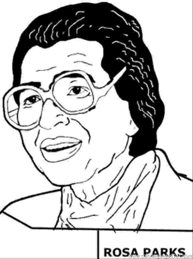 free printable coloring pages of rosa parks rosa parks coloring pages coloring home parks rosa coloring printable free of pages