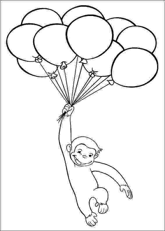 free printable curious george coloring pages curious george coloring pages the sun flower pages printable coloring george pages free curious