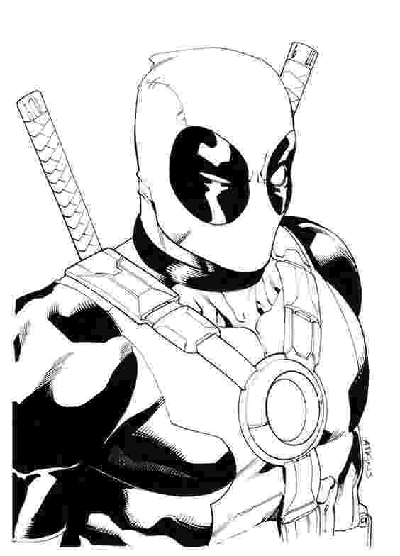 free printable deadpool coloring pages deadpool coloring pages and coloring on pinterest free pages printable coloring deadpool
