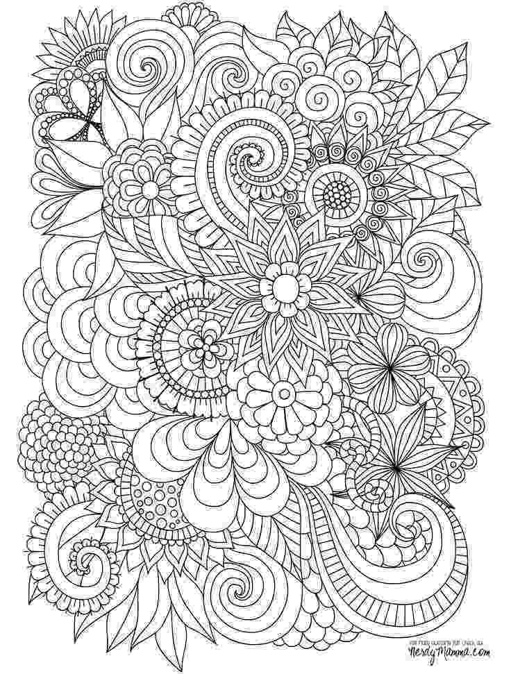 free printable detailed coloring pages detailed coloring pages for adults free printable detailed coloring pages printable free
