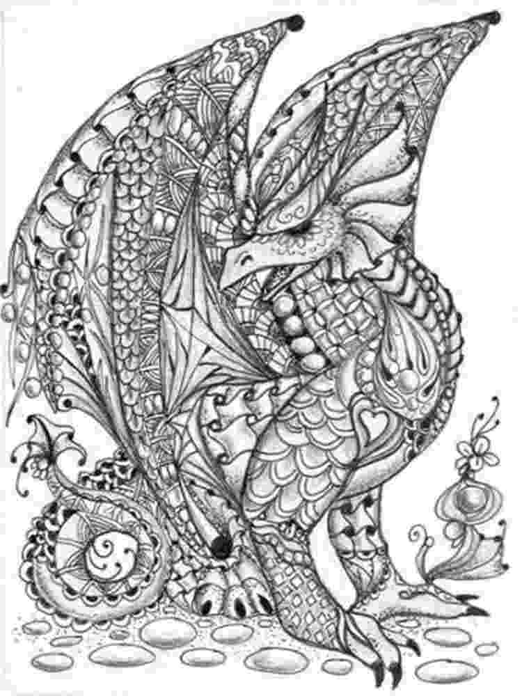 free printable detailed coloring pages detailed flower coloring pages to download and print for free free coloring printable detailed pages