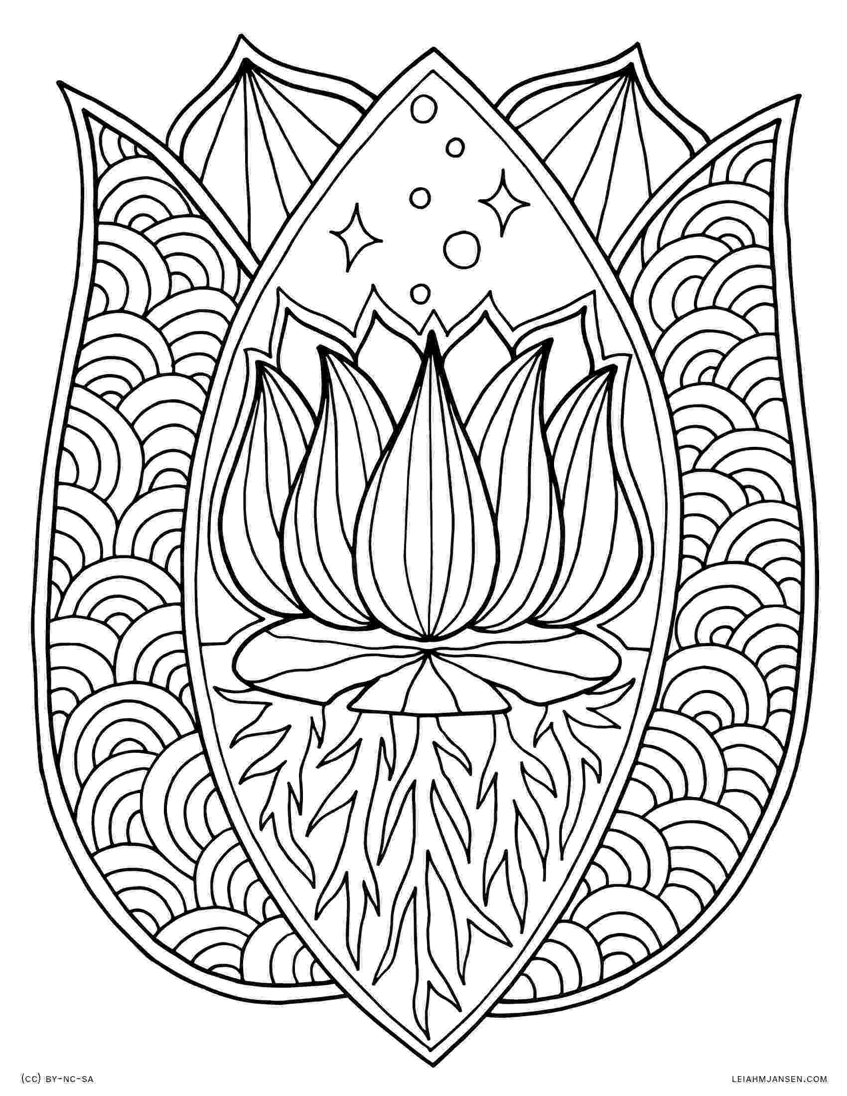free printable flower coloring pages for adults coloring pages printable pages adults for coloring free flower
