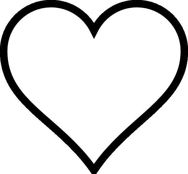 free printable hearts heart stencil plain heart clip art vector clip art hearts free printable