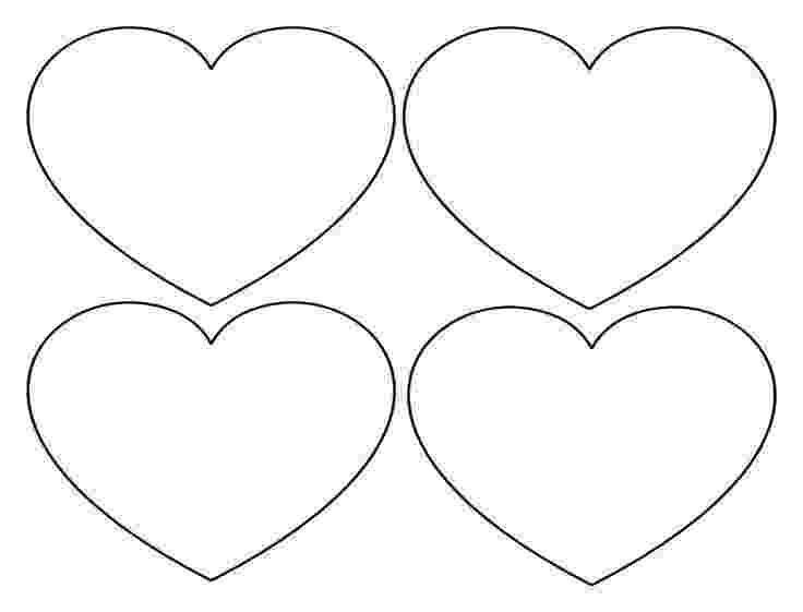 free printable hearts pin on heart template hearts free printable