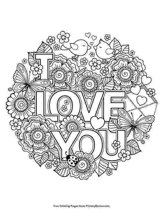 free printable love coloring pages love coloring pages to download and print for free free coloring printable pages love