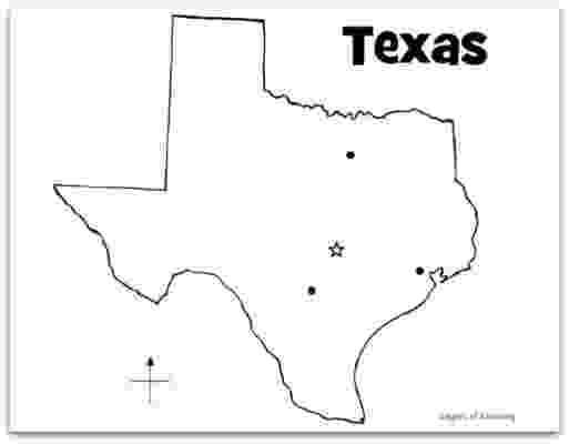 free printable map of texas texas symbols worksheets texas state symbols coloring map printable texas of free