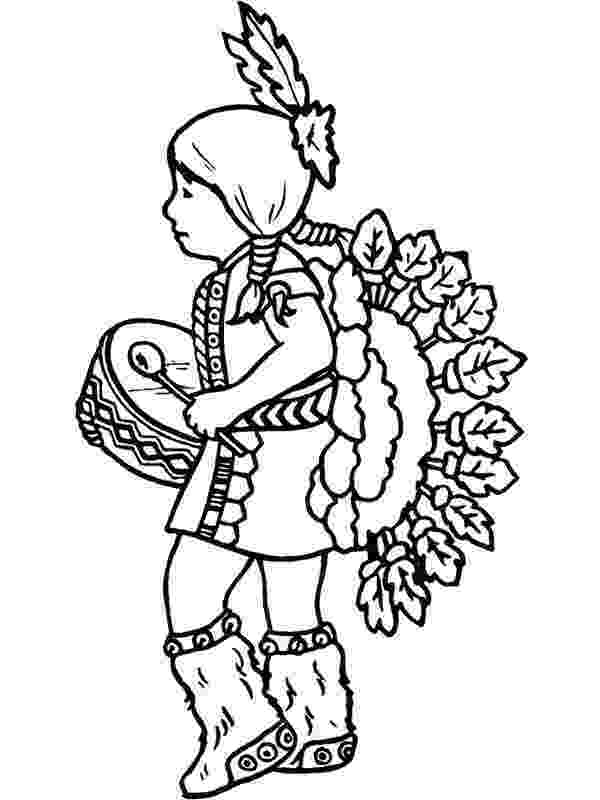 free printable native american coloring pages native american coloring page coloring pages pinterest american printable native coloring pages free