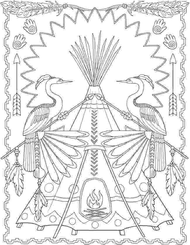 free printable native american coloring pages native american symbols coloring pages at getcoloringscom printable free pages coloring american native