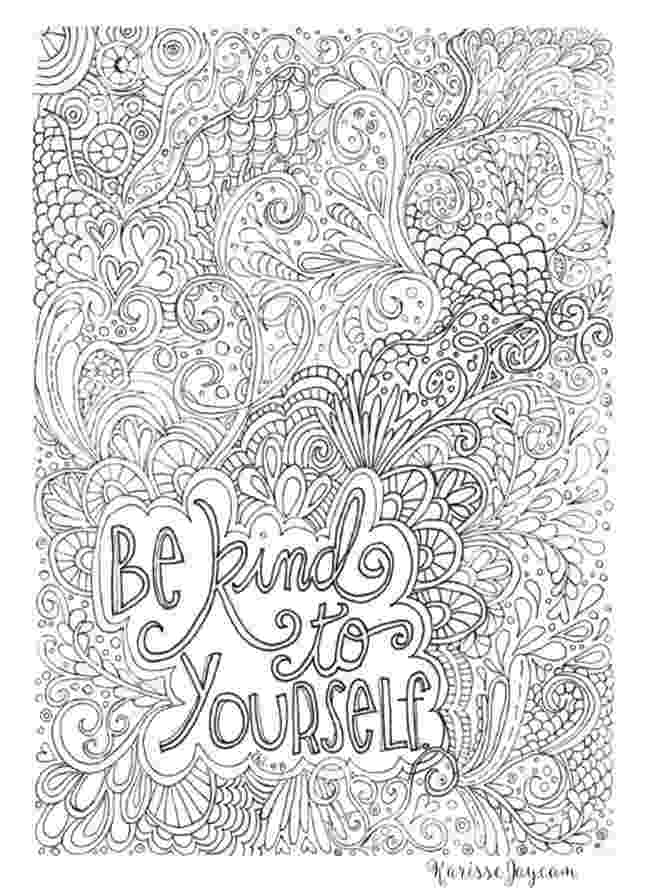free printable quote coloring pages for adults all quotes coloring pages printable quotesgram coloring printable adults quote for pages free