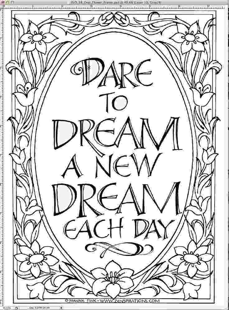free printable quote coloring pages for adults quote coloring pages google search quote coloring for quote coloring adults printable free pages
