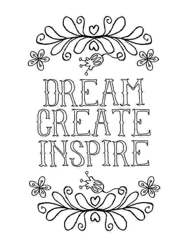 free printable quote coloring pages for adults sayings and quotes free printable adult coloring pages coloring printable pages free adults for quote