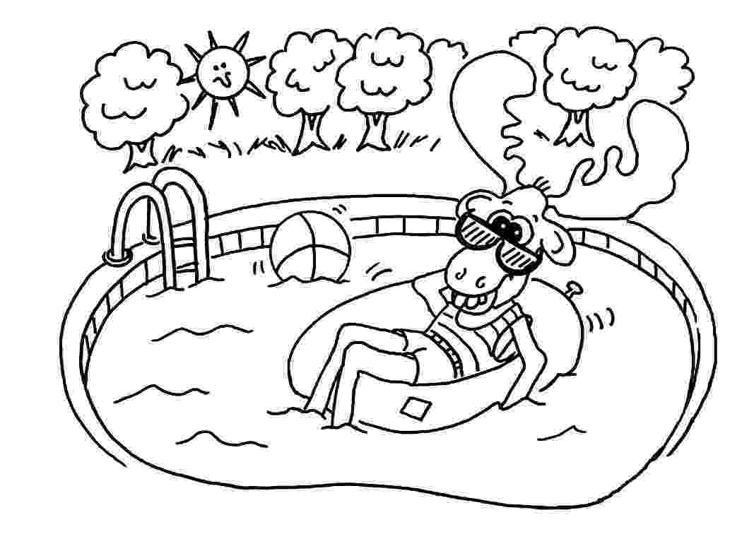 free printable summer safety coloring pages use this fun printable to teach your kids about bicycle summer pages free coloring printable safety