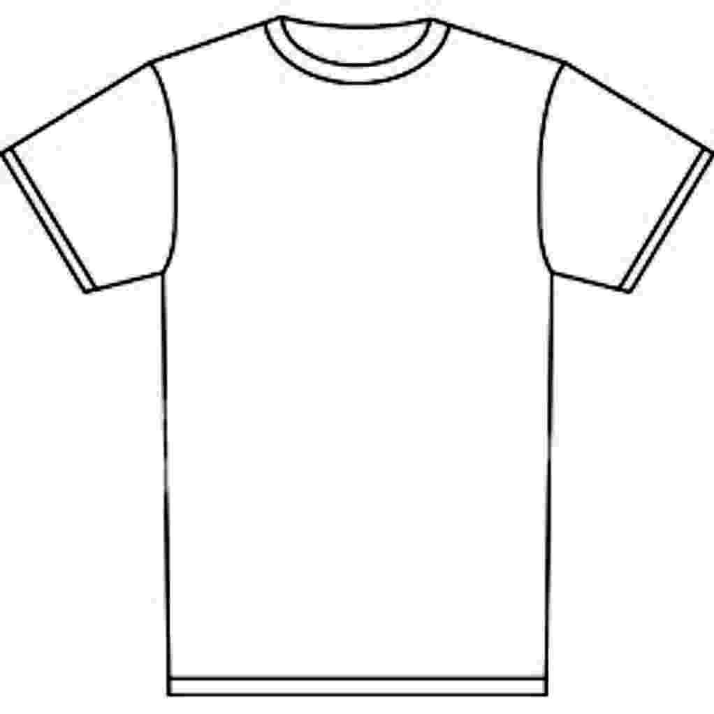 free printable t shirt coloring pages blank tshirt template tryprodermagenix org prepossessing t free pages t printable shirt coloring