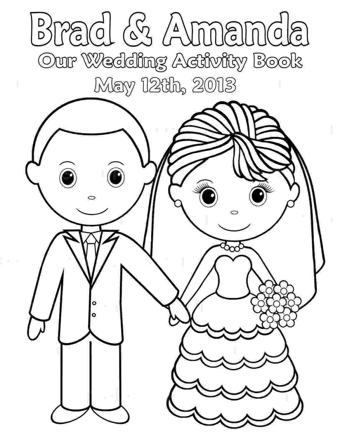 free wedding coloring pages to print 17 wedding coloring pages for kids who love to dream about pages to wedding print coloring free