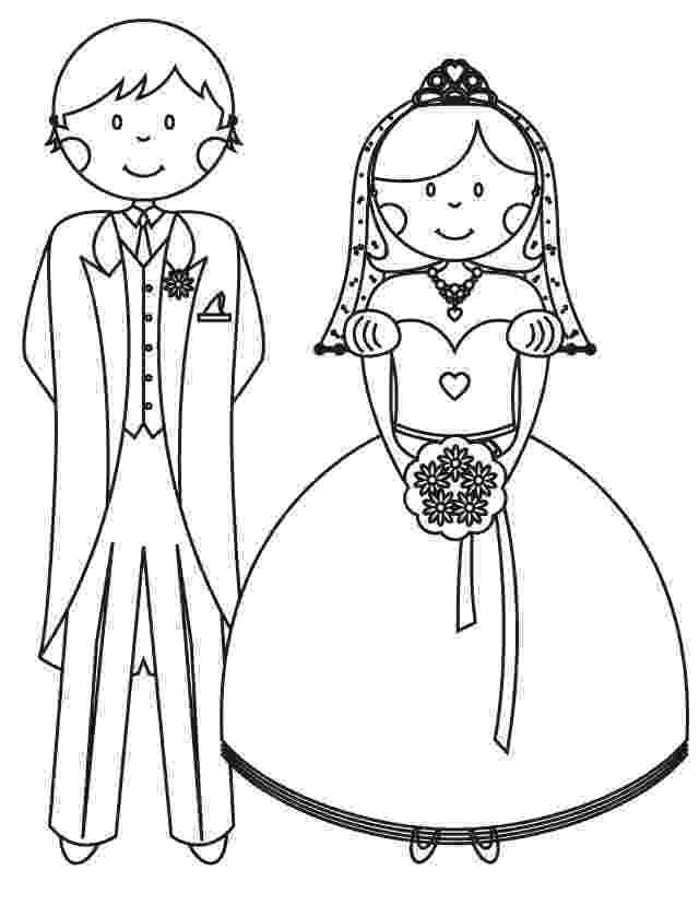 free wedding coloring pages to print marriage 29 holidays and special occasions printable to pages coloring free print wedding